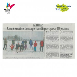 4. Article DL 7 Mars 2011