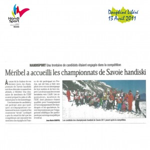 5. Article DL 13 Avril 2011