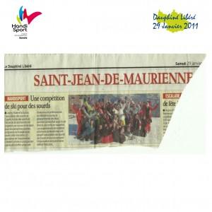 1. Article DL 29 Janvier 2011