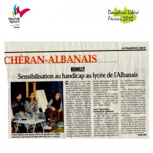 1. Article DL Février 2012