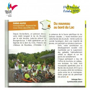 13. Article FFCT Mensuel Octobre 2012